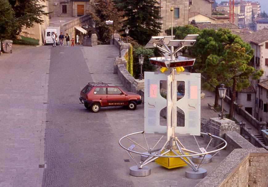 Clessidra Atomica di San Marino