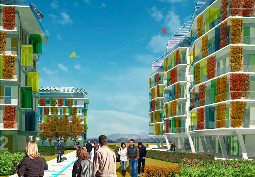 Housing Contest Milano