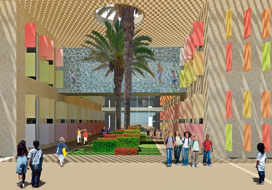 Modular Building Schools Kirkuk
