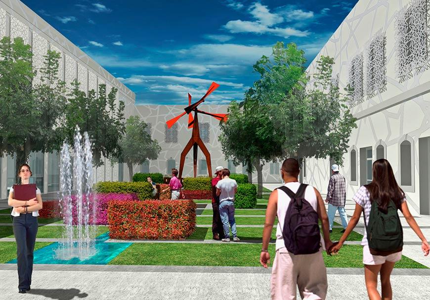 Nuovo centro culturale francese a Tunisi