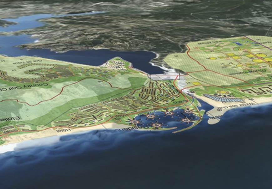 Piano nuovo scenario turistico Tabarka