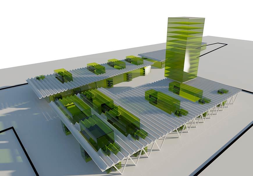 Valorizzazione area industriale ex Sgat