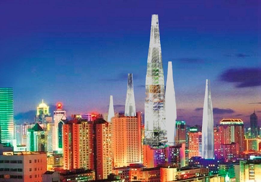 Meditower Shenzen Cina